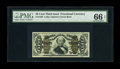 Fractional Currency:Third Issue, Fr. 1339 50c Third Issue Spinner Type II PMG Gem Uncirculated 66 EPQ. Unlike many so-called Gems, this exceptional piece boa...