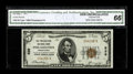 National Bank Notes:Pennsylvania, Philadelphia, PA - $5 1929 Ty. 1 The Philadelphia NB Ch. # 539. The margins of this bright, well embossed piece are nice...