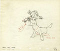 "Animation Art:Production Drawing, ""Fantasia"" Animation Production Drawing Original Art (Disney,1940). ..."