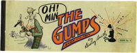 Gumps, The Book No. 4 (Landfield-Kupfer, 1918) Condition: FN/VF