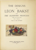 Books:Non-fiction, Léon Bakst. The Designs of Léon Bakst for The SleepingPrincess. A Ballet in Five Acts after Perrault. Music by ...