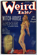 Pulps:Horror, Weird Tales Group (Popular Fiction, 1936-37) Condition: Average VG/FN.... (Total: 4 Comic Books)