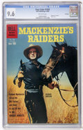 Silver Age (1956-1969):Western, Four Color #1093 Mackenzie's Raiders - File Copy (Dell, 1960) CGCNM+ 9.6 Off-white pages....
