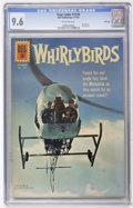 Silver Age (1956-1969):Adventure, Four Color #1216 Whirlybirds - File Copy (Dell, 1961) CGC NM+ 9.6 Off-white pages....