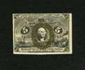 Fractional Currency:Second Issue, Fr. 1235 5c Second Issue Very Fine-Extremely Fine....