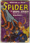 Pulps:Hero, The Spider #1-3 Group (Popular, 1933).... (Total: 3 Comic Books)