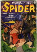 Pulps:Hero, The Spider Group (Popular, 1936) Condition: Average VG.... (Total: 12 Comic Books)
