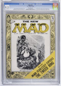 Magazines:Mad, Mad #25 (EC, 1955) CGC NM- 9.2 Off-white pages....