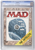 Magazines:Mad, Mad #26 (EC, 1955) CGC NM 9.4 Cream to off-white pages....