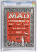 Magazines:Mad, Mad #29 (EC, 1956) CGC NM 9.4 Cream to off-white pages....