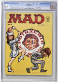 Magazines:Mad, Mad #51 Gaines File Copy (EC, 1959) CGC NM 9.4 Off-white to white pages....