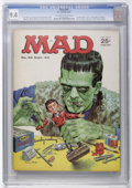 Magazines:Mad, Mad #89 (EC, 1964) CGC NM 9.4 Off-white to white pages....