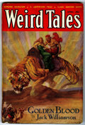 Pulps:Horror, Weird Tales Group (Popular Fiction, 1933).... (Total: 7 ComicBooks)