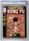 Magazines:Superhero, The Deadly Hands of Kung Fu #14 (Marvel, 1975) CGC NM 9.4 Whitepages....