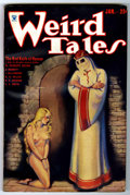 Pulps:Horror, Weird Tales Conan Group (Popular Fiction, 1933-34) Condition: VG/FN unless otherwise stated.... (Total: 3 Comic Books)
