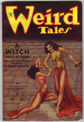 Pulps:Horror, Weird Tales Conan Group (Popular Fiction, 1934-35) Condition:Average FN.... (Total: 4 Comic Books)