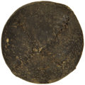 Baseball Collectibles:Others, Circa 1870 Lemon Peel Baseball. The infancy of our National Pastime is represented by this ancient homemade sphere used in ...