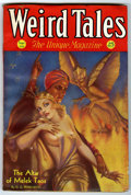 Pulps:Horror, Weird Tales Group (Popular Fiction, 1932).... (Total: 4 ComicBooks)