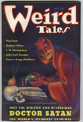 Pulps:Horror, Weird Tales August 1935 (Popular Fiction, 1935) Condition: FN-....