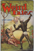 Pulps:Horror, Weird Tales April 1934 (Popular Fiction, 1934) Condition: FN....