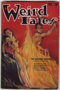 Pulps:Horror, Weird Tales Group (Popular Fiction, 1934).... (Total: 4 ComicBooks)