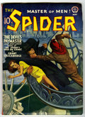 Pulps:Hero, The Spider Group (Popular, 1941) Condition: Average VG.... (Total: 12 Comic Books)