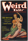 "Pulps:Horror, Weird Tales ""Hour of the Dragon"" Group (Popular Fiction, 1935-36).... (Total: 5 Comic Books)"