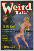 Pulps:Horror, Weird Tales Group (Popular Fiction, 1935-36) Condition: Average VG/FN.... (Total: 4 Comic Books)