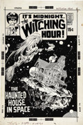 Original Comic Art:Covers, Neal Adams - The Witching Hour #14 Cover Original Art (DC, 1971).... (Total: 2 Items)