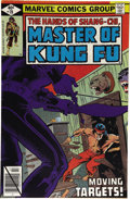 Original Comic Art:Covers, Mike Zeck Master of Kung Fu #78 Cover Original Art (Marvel,1979).... (Total: 2 )