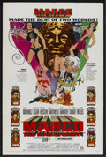 "Movie Posters:Adventure, Marco the Magnificent (MGM, 1966). One Sheet (27"" X 41"").Adventure...."