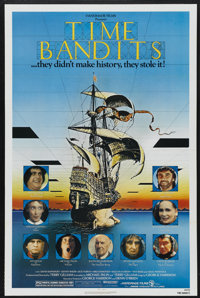 "Time Bandits (Embassy, 1981). One Sheet (27"" X 41""). Fantasy"