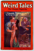 Pulps:Horror, Weird Tales Robert E. Howard Group (Popular Fiction, 1928)Condition: Average VG.... (Total: 3 Comic Books)