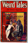Pulps:Horror, Weird Tales Group (Popular Fiction, 1929).... (Total: 7 ComicBooks)