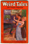 Pulps:Detective, Weird Tales February 1928 (Popular Fiction, 1928) Condition: VG....