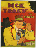 Platinum Age (1897-1937):Miscellaneous, Feature Books #nn Dick Tracy (David McKay, 1937) Condition: Apparent VF....