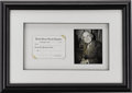 Autographs:U.S. Presidents, Harry Truman: Signed Admittance Card and Photo. ...