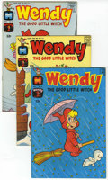 Silver Age (1956-1969):Cartoon Character, Wendy, the Good Little Witch #21-35 File Copy Group (Harvey, 1963-66) Condition: Average VF/NM.... (Total: 15 Comic Books)