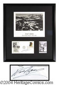 Autographs, Ansel Adams Signed First Day Cover