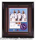 Autographs, Apollo 9 Dave Scott Signed First Day Cover