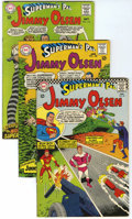 Silver Age (1956-1969):Superhero, Superman's Pal Jimmy Olsen Group (DC, 1967-73) Condition: AverageFN.... (Total: 9 Comic Books)