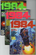 Magazines:Science-Fiction, 1984/1994 Group (Warren, 1978-82) Condition: Average VF/NM....(Total: 19 Comic Books)