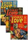 Golden Age (1938-1955):Romance, First Love Illustrated #18-27 File Copy Group (Harvey, 1952-53)Condition: Average VF/NM.... (Total: 10 Comic Books)