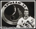 Autographs, Alan Shepard Signed 8 x 10 Photo Apollo 14