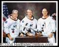 Autographs, Deke Slayton Signed NASA Photograph