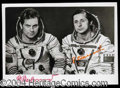 Autographs, Soyuz T-4 Cosmonaut Signed Photo