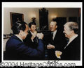 Autographs, Gerald Ford Signed 8 x 10 Photo