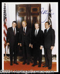 Autographs, Richard Nixon In-Person Signed Photo