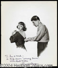 Autographs, Ronald Reagan Young Signed Photograph
