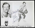 Autographs, Bill Bradley Signed 8 x 10 Photograph